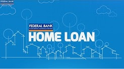 How to Apply for a Federal Bank Home Loan on BankBazaar.com