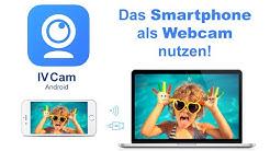 iVCam (DE) - Smartphone als Webcam benutzen
