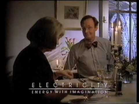 Electricity: Energy with Imagination 90s ad