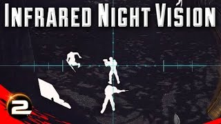 Infrared Nightvision Scope (IRNV) Review - PlanetSide 2
