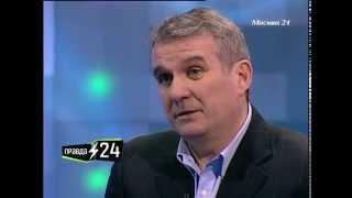 """""""Правда 24"""": Александр Мельник рассказал о съемках фильма """"Территория"""""""