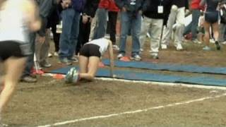 Injured Runner Crawls to Finish to Honor Coach