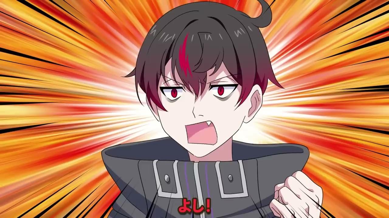 【アニメ】「ゲーム」と「現実」が繫がるとどうなるのか【漫画】