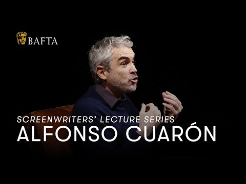 Roma & Gravity's Director Alfonso Cuarón  Screenwriter's Lecture