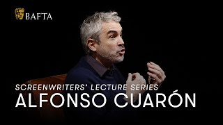 Roma & Gravity's Director Alfonso Cuarón | Screenwriter's Lecture