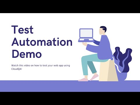 Create your first automated test case with CloudQA in less than 5 minutes