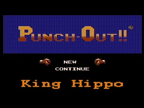 Let's Play   Punchout   King Hippo