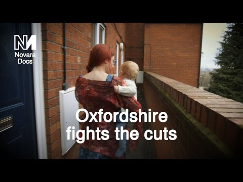 God's Own Country For Tories - Oxfordshire fights the cuts