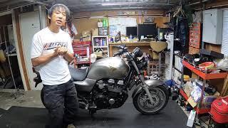 HONDA:CB750参考動画「リアバンパーつき」乗りやすい750!法定12ヶ月点検付属