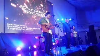 [FanCam] Victory Worship - Grace Changes Everything [Live at the Monochrome 04/22/16]
