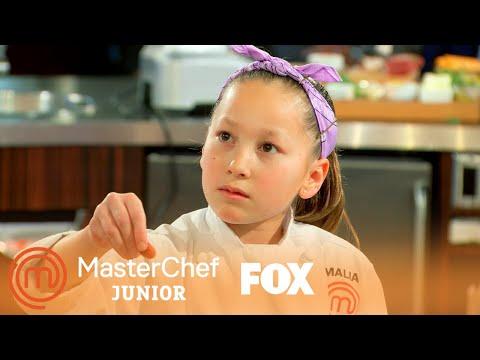 Malia Never Gets Flustered | Season 7 Ep. 14 | MASTERCHEF JUNIOR