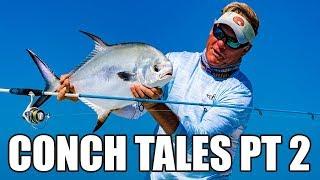 Key West Florida Flats Fishing for Tarpon Bonefish Permit in One Day