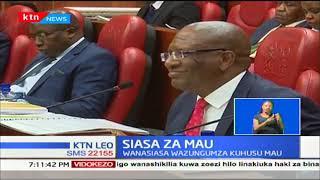 Wanasia Bonde la Ufa wamejitokeza na kauli kinzani kutokana na kufurishwa kwa msitu Mau
