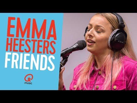 Emma Heesters - 'Friends' (live Bij Qmusic) // Stephan Bouwman