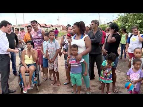JMD (10/01/17) - Bairros de Aragoiania sem...