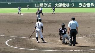 岡山商科大学・佐々木尚之左翼手(4年)
