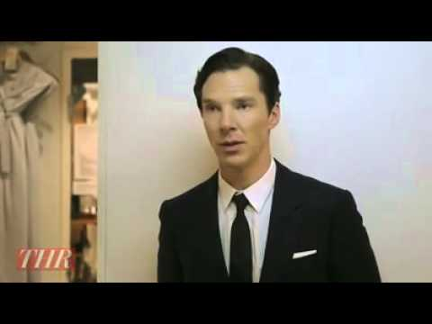 benedict cumberbatch for the hollywood reporter the world