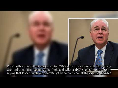 Hill Dems vow to probe Price's private flights