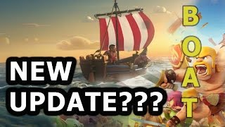 BOAT !! Secrets Nobody tells you about BOAT in Clash Of Clans