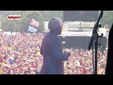 Billy Ocean @ Henley Rewind Festival 2013