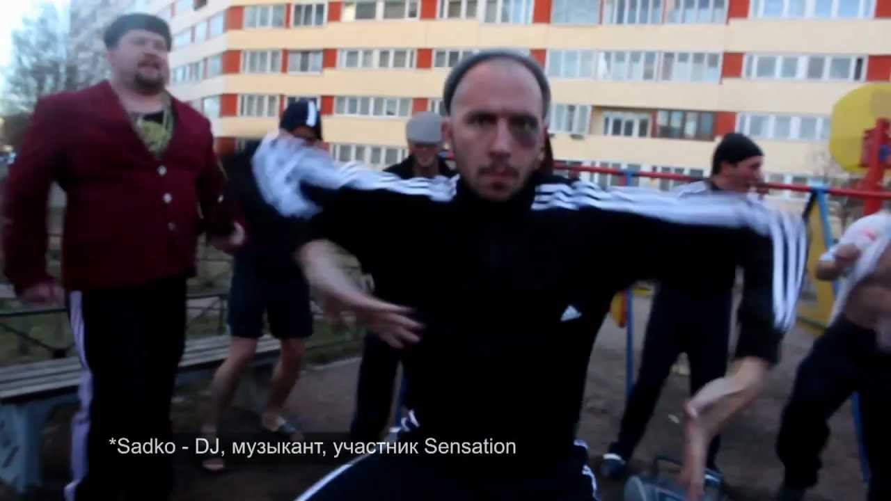 Hilarious Russian Gangster Dance Youtube