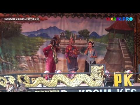 LIVE SANDIWARA PERUNGGU KEMBAR PART SIANG EDISI: 05-05-2018   WANAJAYA-SUBANG