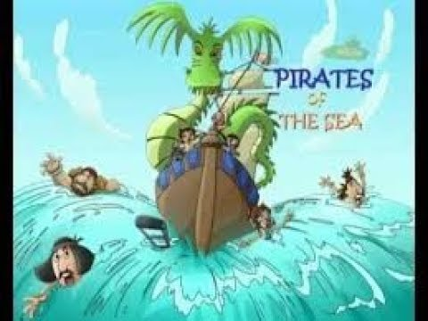 Download Pirates of the Sea | Chhota Bheem Full Episodes in Tamil | Season 1 Episode 6A