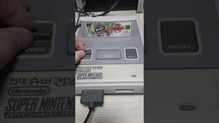 Nintendo Super Famicom Korean …