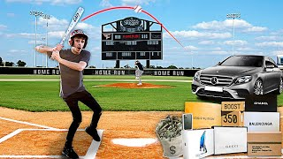 Download Hit the Home Run, I'll Buy You Anything - Home Run Derby Challenge Mp3 and Videos