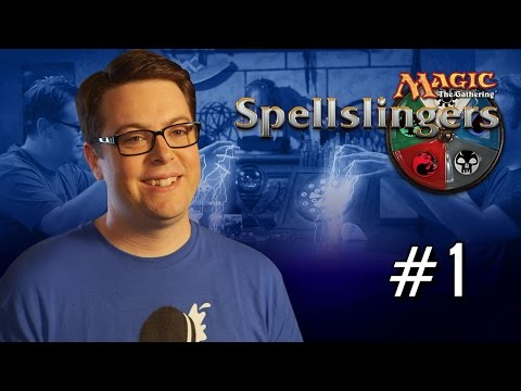 Day[9] vs. Greg Miller in Magic: The Gathering: Spellslinger