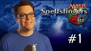 Day[9] vs. Greg Miller in Magic: The Gathering: Spellslingers Season 2 Ep 1