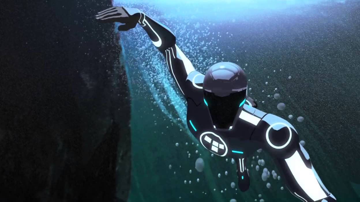 Lightbike Battle (3OH!3 and JT Remix) - from Tron: Uprising - Joseph Trapanese's Lightbike Battle (3OH!3 and JT Remix) from the upcoming soundtrack for Tron: Uprising, available now.