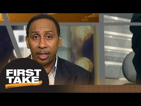 Stephen A. on Kawhi Leonard-Spurs drama: I don't know what the hell is going on | First Take | ESPN