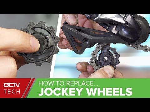 How & When To Replace Your Derailleur Jockey Wheels