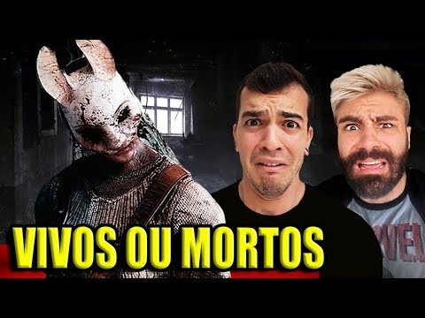 DEAD BY DAYLIGHT - Escapamos do Assassino?