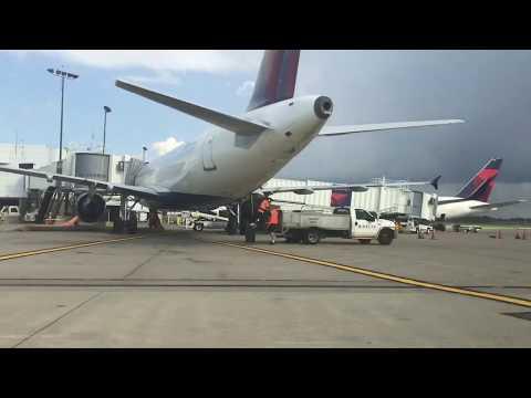 Tour Of CVG Airport! (Cincinnati/ Northern Kentucky International Airport)