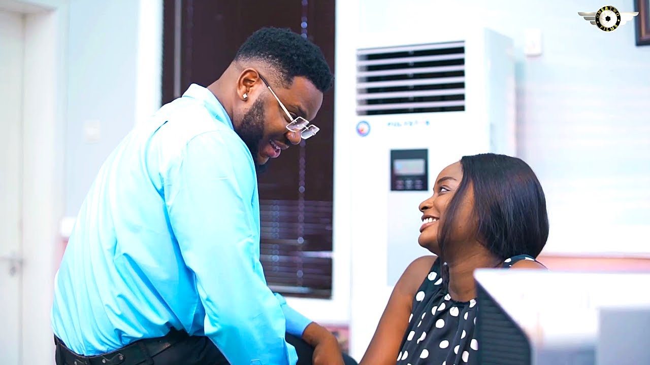 Download MY BRUISED SOUL MATE MY NEW STAFF THAT CAPTURE MY HEART 2021 Chinenye Latest Movie - Nigerian Movies