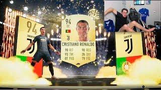 CRISTIANO RONALDO IN A PACK!!!