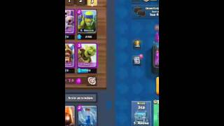 Clash Royal Aynı DESTE CHALLENGE