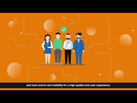 Easy Go Network, Orange Business Services first fully digital SDN offer