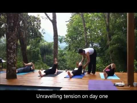 Jungle yoga retreat in Sri Lanka November 2011