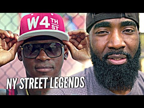 Stories of Street Legends From The True Mecca of Basketball | Heart of The City: NY vs NY
