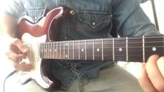 Guitar Maison Stratocaster Deluxe 90's demo