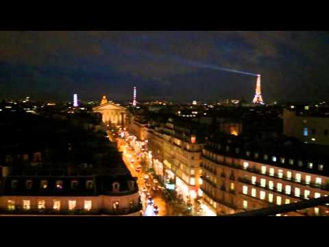 La terrace du Printemps 2 - Paris