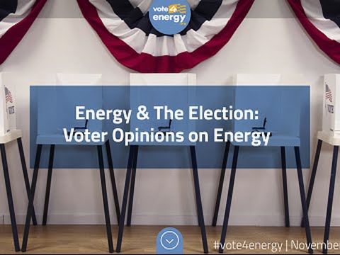 Panel: Energy & the Election