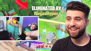Reacting to the WORST Fortnite Rage...