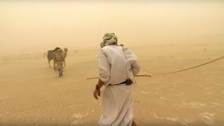 Fighting A Sand Storm - Ben &amp James Versus The Arabian Desert - BBC