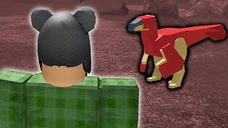 CATCHING RARE ANIMALS IN ROBLOX ZOO TYCOON!!