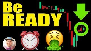 BITCOIN IS ABOUT TO HAVE A MASSIVE FAKEOUT - BE READY (btc crypto market news price today ta