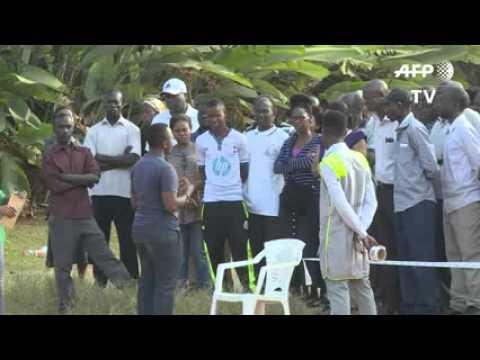 Ugandan presidential polls open with delays